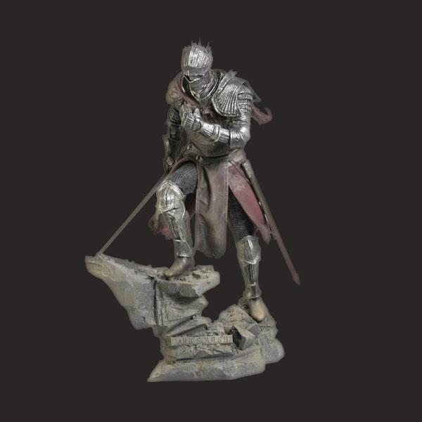 定制游戏人物雕像