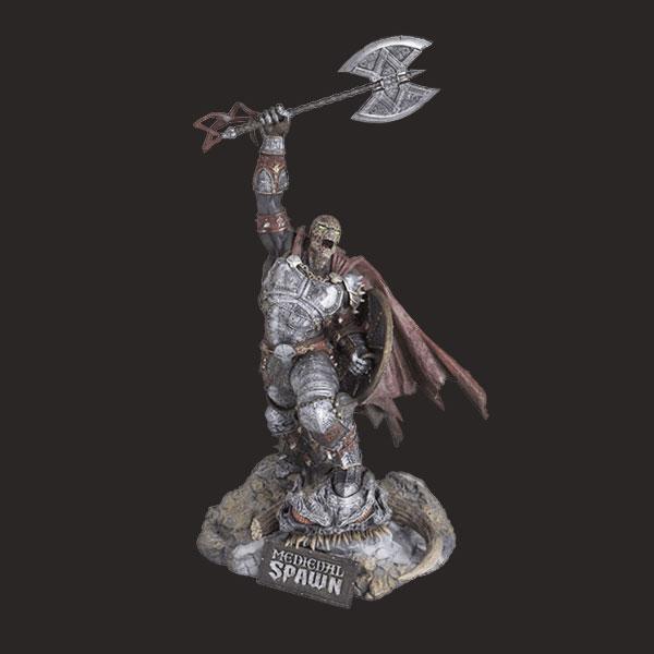 麦克法兰限量版树脂雕像