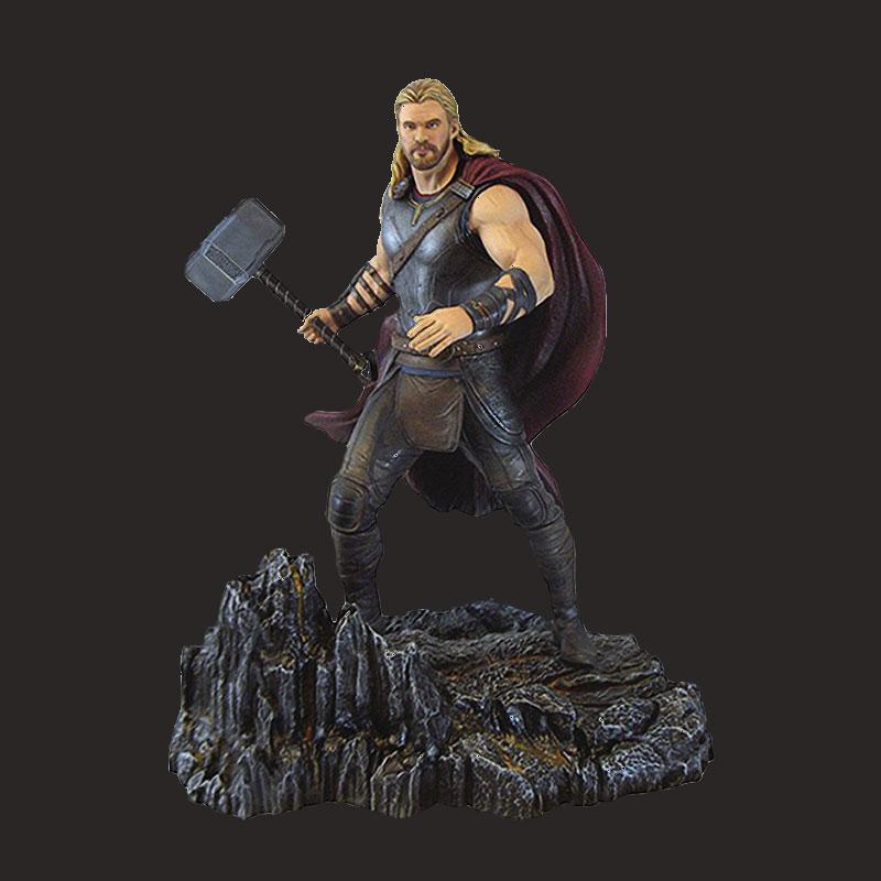 影视 Ragnarok Thor 树脂雕像