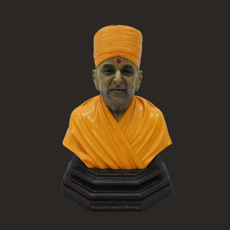 印度名人树脂雕像