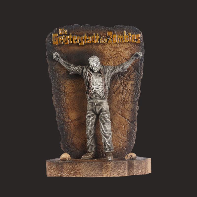定制鬼城树脂僵尸雕像